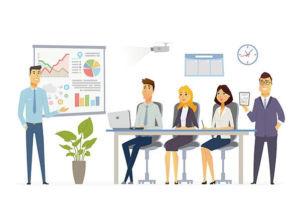 Az introvertált személyiségeknek szóló prezentációs tréning